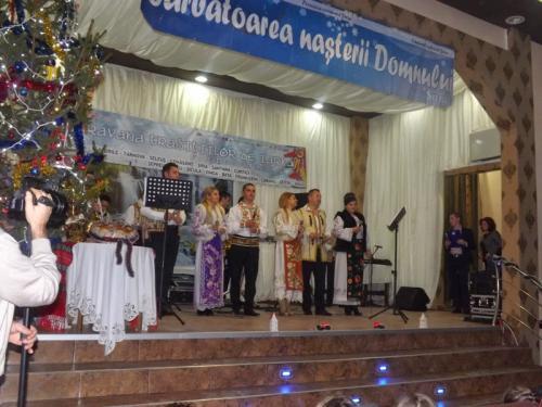 Concert de colinde, Şiria - 2014