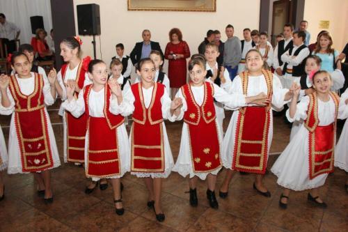 Inaugurarea Căminului Cultural Galșa