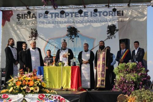 Sărbătoarea Vinului la Șiria - 8 septembrie 2019