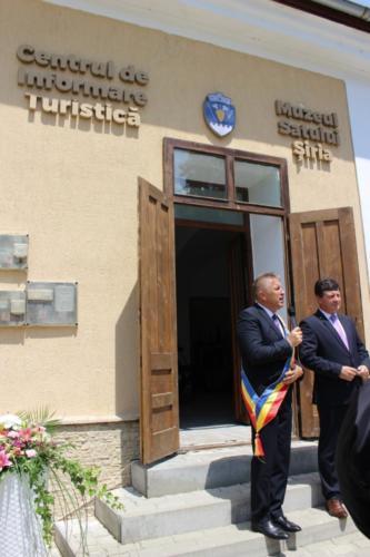 Inaugurarea Muzeului Satului Șiria - 29 iunie 2019